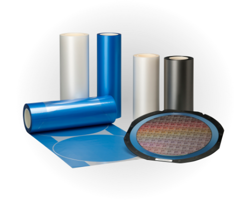Dicing Tape D series (UV Curable Dicing Tape) | Adwill