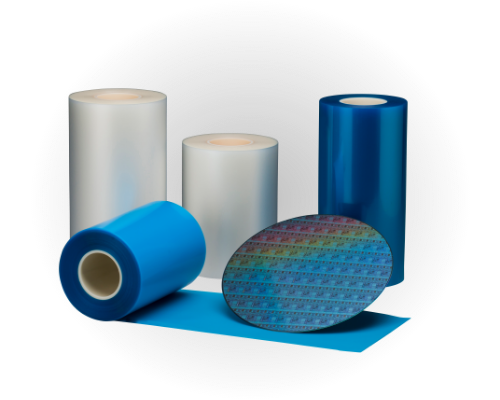 BG Tape E series (UV Curable BG Tape) | Adwill:Semiconductor-related  Products | LINTEC Corporation
